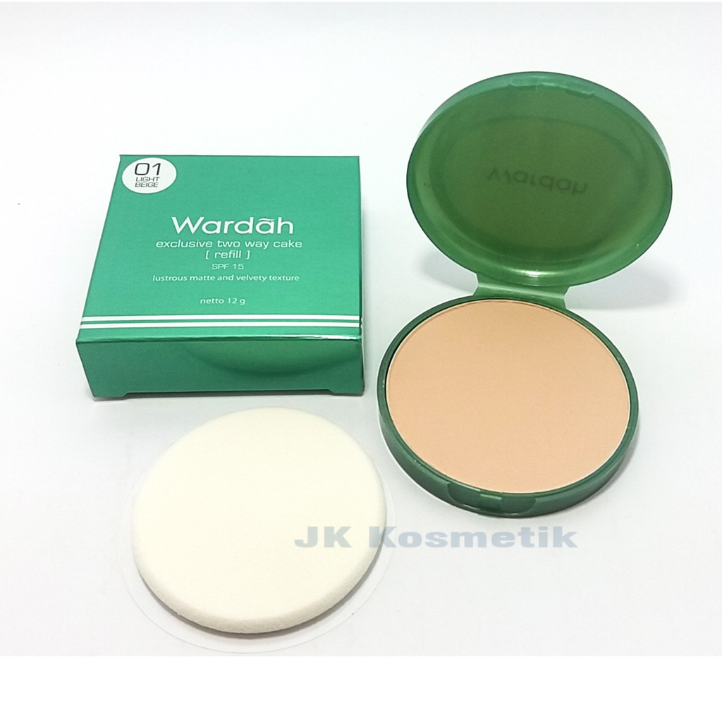 Wardah Everyday Luminous Compact Powder 01 Light Beige 14 G Shopee Warda Two Way Cake Indonesia