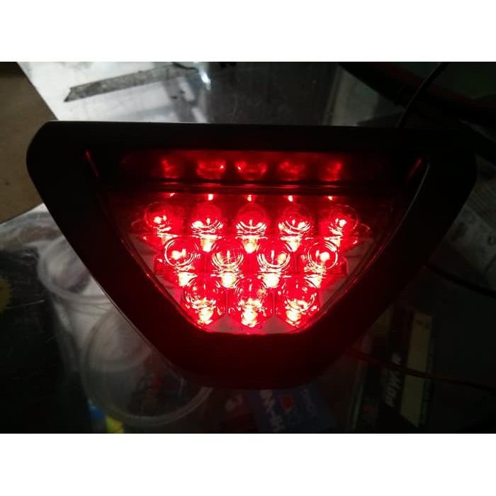 Stoplamp Stop Lamp Lampu Belakang LED Segitiga Model F1 Universal   Shopee Indonesia