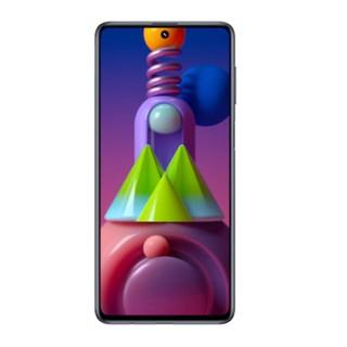 Samsung Galaxy M51 - Black (Battery 7000 mAh - Khusus Pulau Jawa)