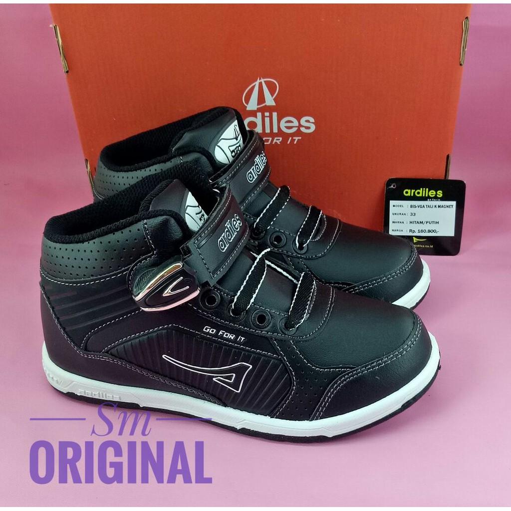Ardiles Sepatu Pria Running Kasai Hitam 39 44 Shopee Indonesia Men Kolyma Shoes 43
