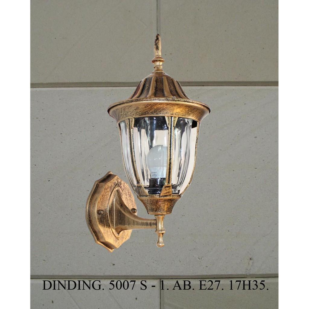 Lampu Dinding 1 Lampu Minimalis / Lampu Tempel / Lampu Hias / Lampu Taman Outdoor   Shopee Indonesia