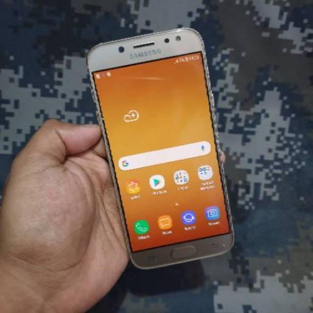 Handphone Hp Samsung Galaxy J5 Pro 2017 3/32 Second Seken Bekas Murah