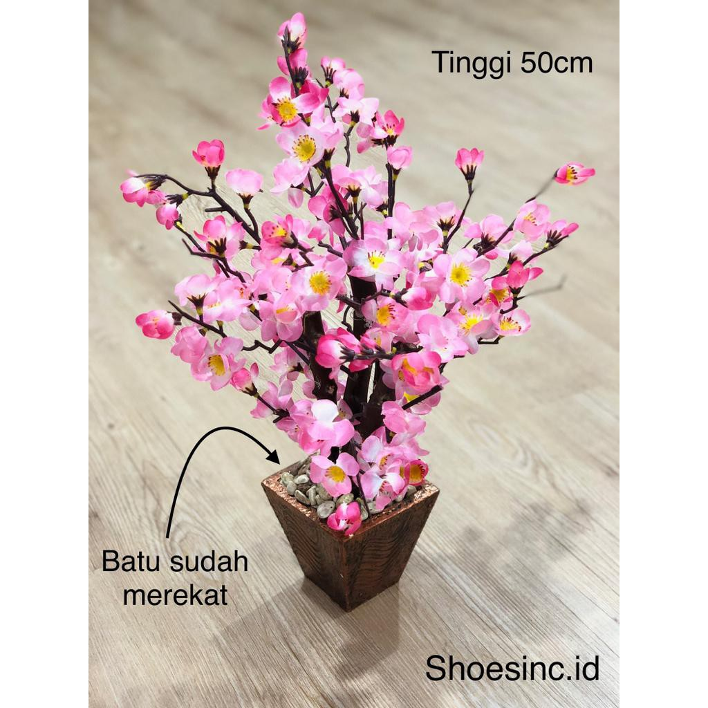 Pohon bonsai artificial flower bunga hias bonsai artifisial dekorasi  weeding shabby chic  a4cb486e3b