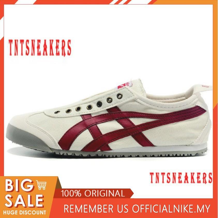 sneaker asics tiger