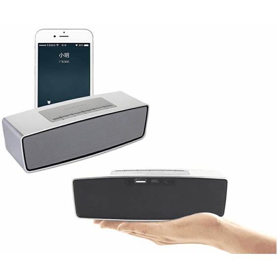 Bose Sound System >> Grosir Bluetooth Speaker Bose S815 Portable Wireless Sound System 3d Stereo Termurah