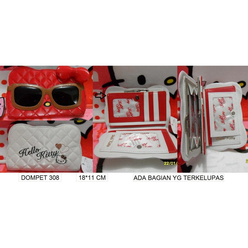 Dompet Koin Hello Kitty Full Body Shopee Indonesia Silicon New