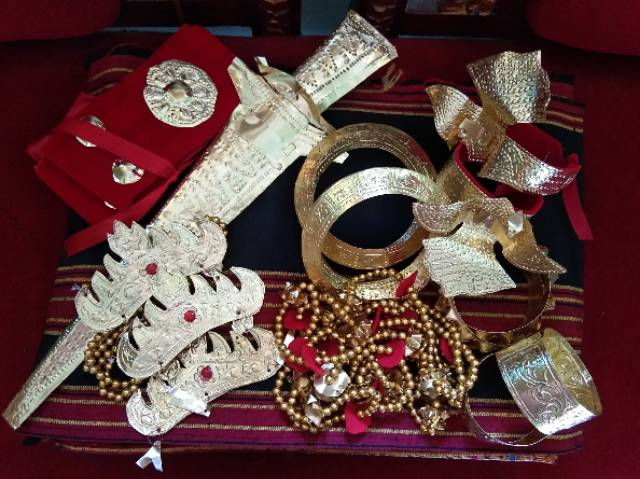 Aksesoris Adat Lampung Shopee Indonesia