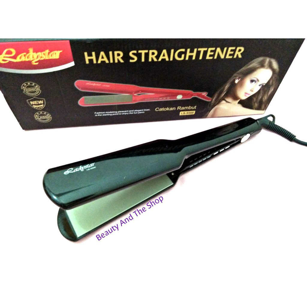 Harga Original Catokan Gw Hot Brush Rambut Catok Curly Bhr014 Mini Hua Mei Kriting Lurus Terlaris Shopee Indonesia