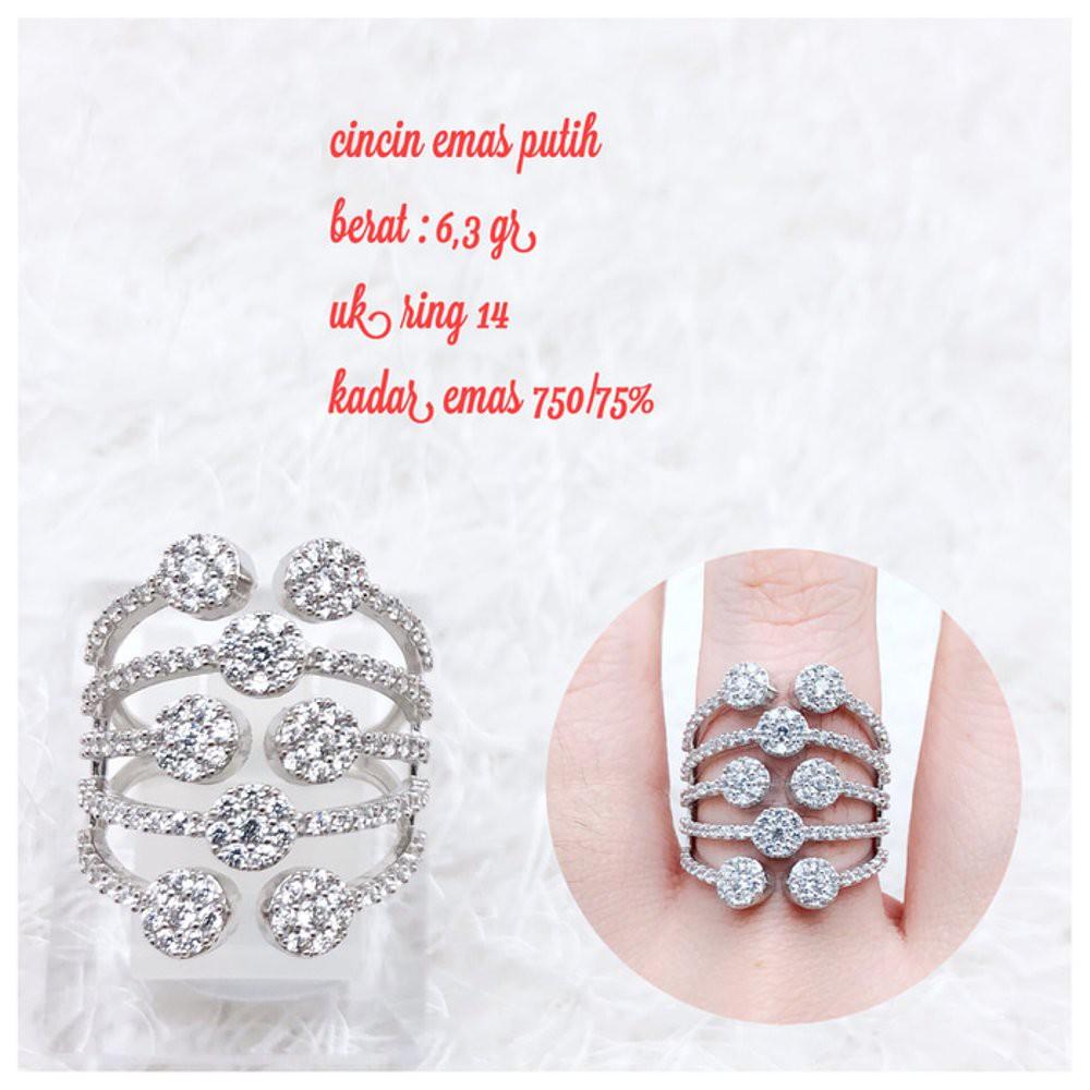 New Product Lrc Cincin Tauhid Islam Muslim Lafadz Syahadat Gold Murah Shopee Indonesia