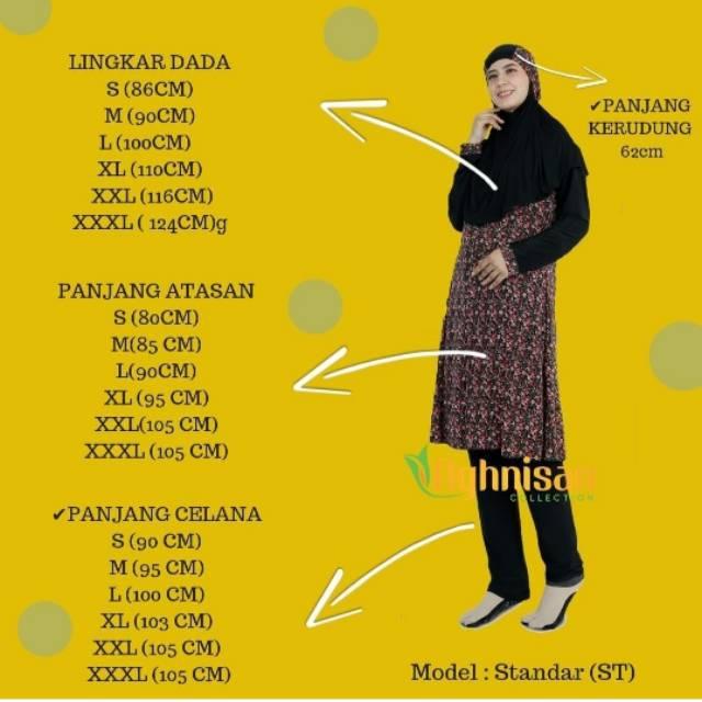 ... Baju renang muslimah aghnisan ...