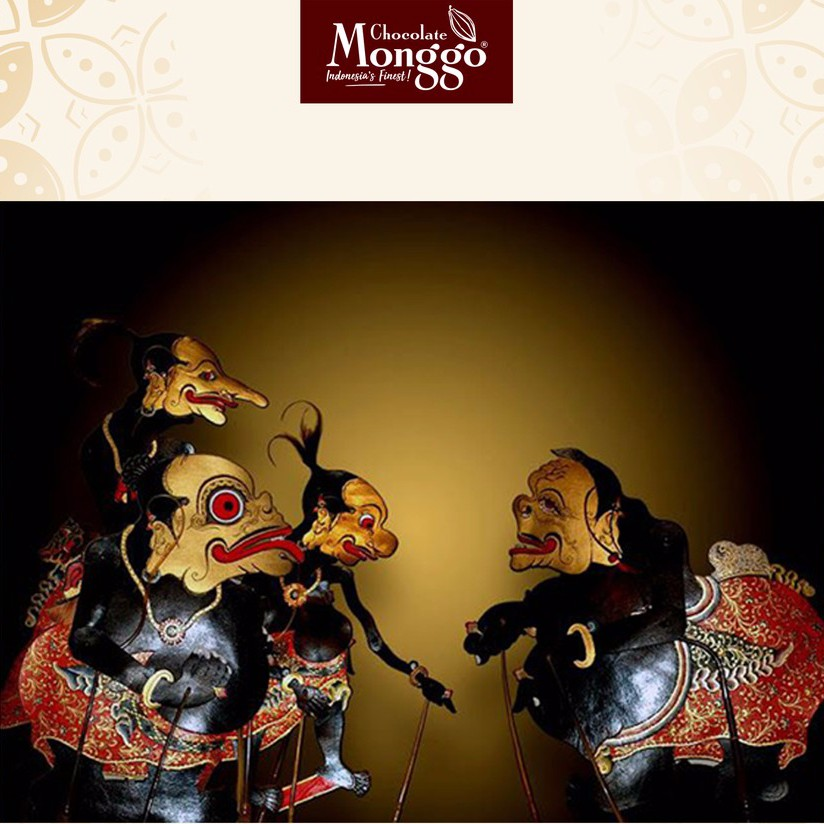 Dark Chocolate Punakawan Box Cokelat Monggo 20x5 5g Coklat Oleh Oleh Souvenir Jogja Jawa Snack Shopee Indonesia