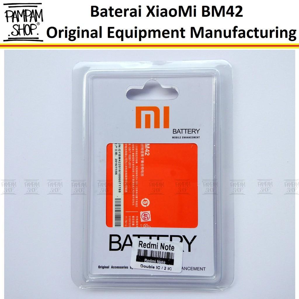 Baterai Xiaomi Redmi Note 4 Bn41 Batre Battery Original Shopee Asli 2 Prime Bm45 Bm 45 Xiao Mi Batrai Battre Hp Indonesia