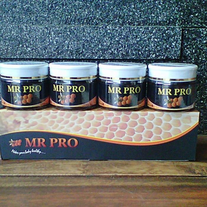 Hwi Mr Pro Madu Propolis Penambah Berat Badan (Mmi-67)   Shopee Indonesia