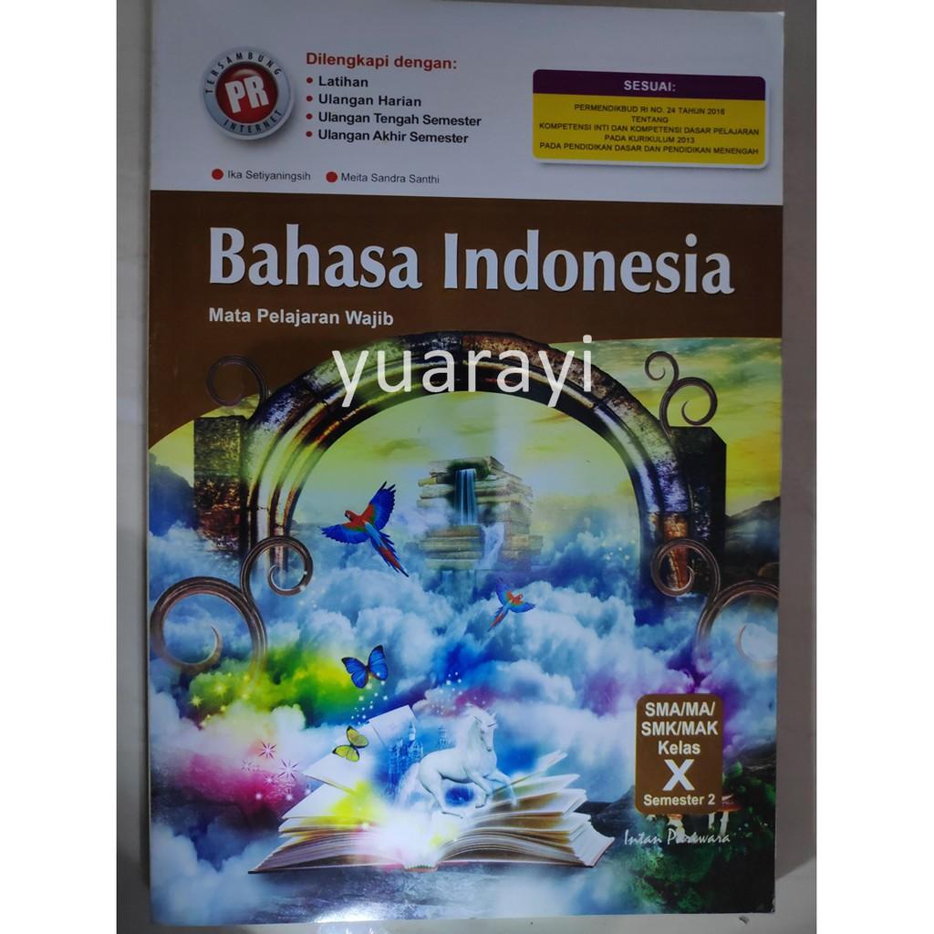 Kunci Jawaban Bahasa Indonesia Kelas 10 Semester 2 Guru Galeri