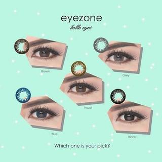 Softlens Eyezone Belle Eyes Normal Softlense Bele Eye