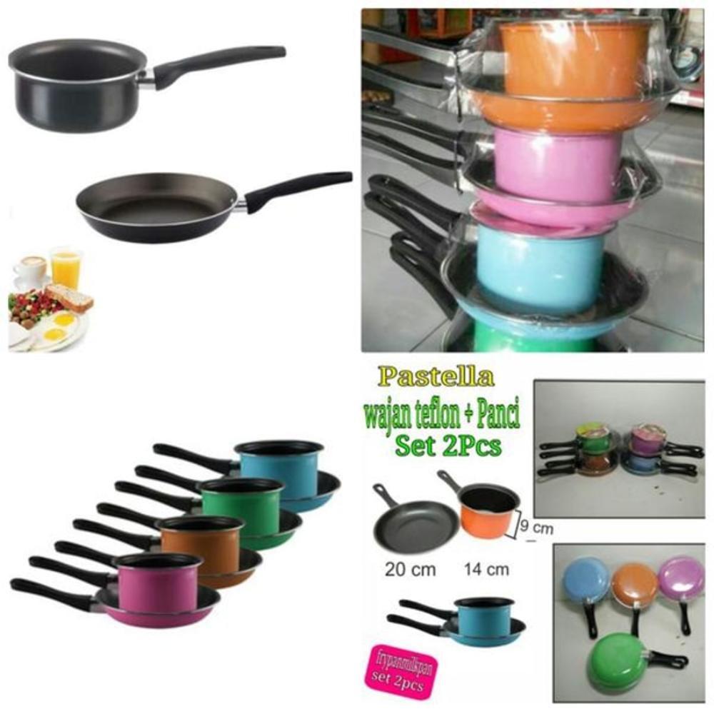 Wajan Panci Super Pan Bolde Granite Ceramic Cookware Set Fincook Fry 24cm Masak Frypan Wok Milkpan Saucepan Beige Shopee Indonesia