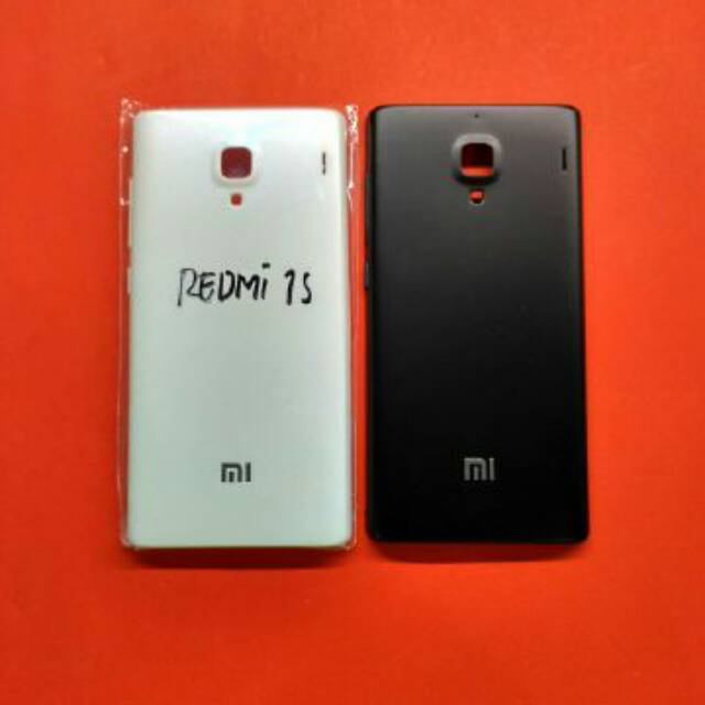 Tutup Xiaomi Redmi Note 1 Backdoor Back Door Casing Kesing Tutup Belakang Hp Xiomi Siomi Redmi Note1 | Shopee Indonesia