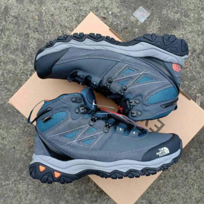 fbc332fed HOT SALE - SEPATU GUNUNG OLAHRAGA PRIA - THE NORTH FACE MENS ULTRA 109  GORE-TEX - ABU -ABU TUA, 39