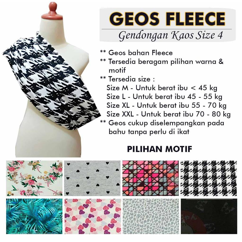 Best Seller Geos Gendongan Kaos Bayikuid 2in1 Instant Baby Wrap Instan Ukuran S M L Xl Xxl Shopee Indonesia