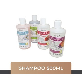 ALL IN SHAMPOO 500ML/ SHAMPOO RAMBUT/ TERMURAH/ ORIGINAL 100%