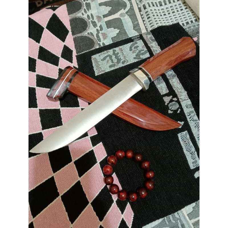 pisau sembelih baja bohler k340 isodur