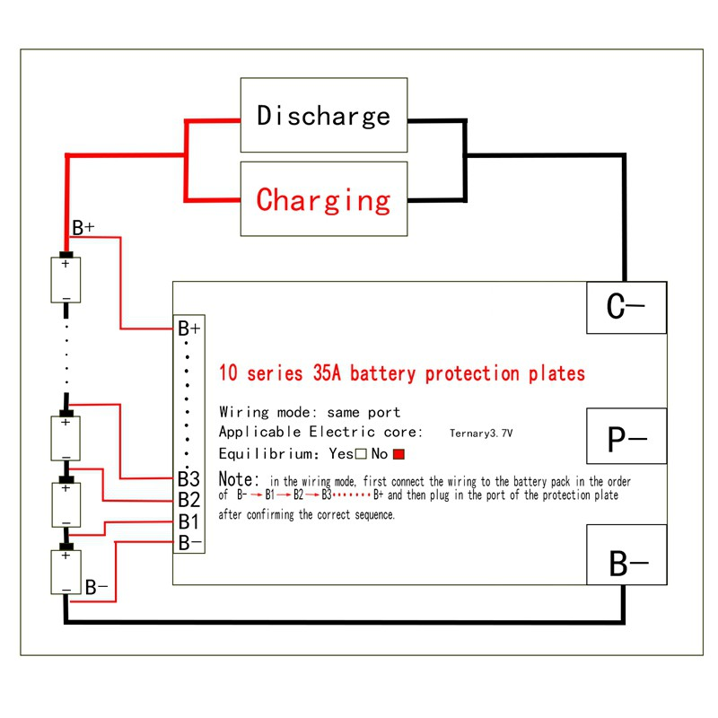 36V Bms Wiring Diagram from cf.shopee.co.id