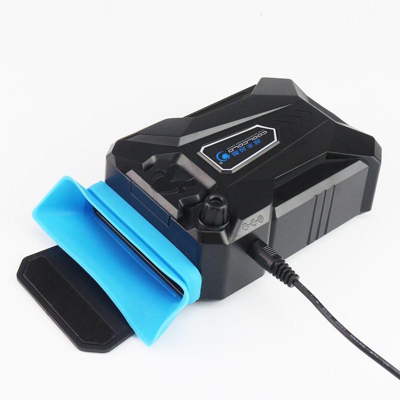 Laptop Cooler / Pendingin Laptop - Coolcold Universal Laptop vacuum cooler-5