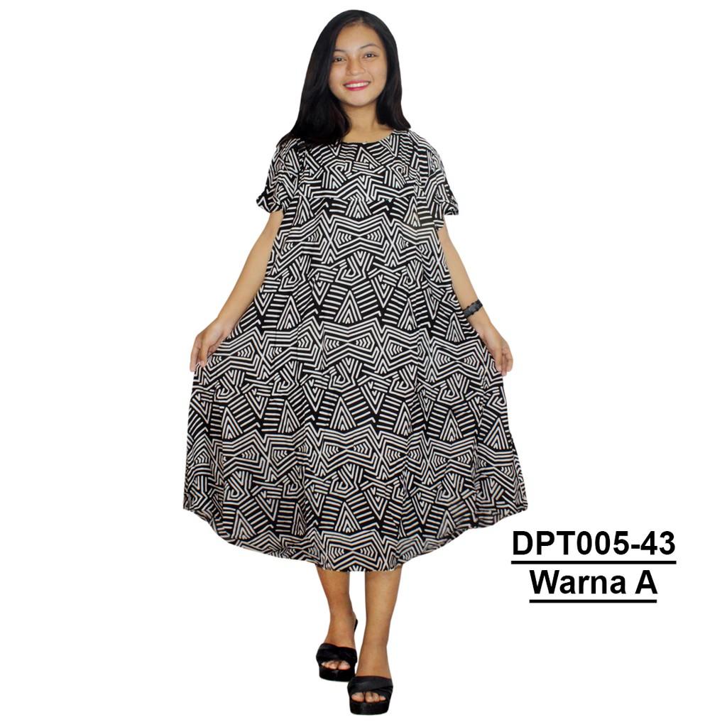 Daster Payung Batik Print Dpt005 22e Daftar Harga Terbaru Dan Cap Rdt001 18 Unik Klok Tali Kerut Motif Wayang Sogan Hap Solo Murah