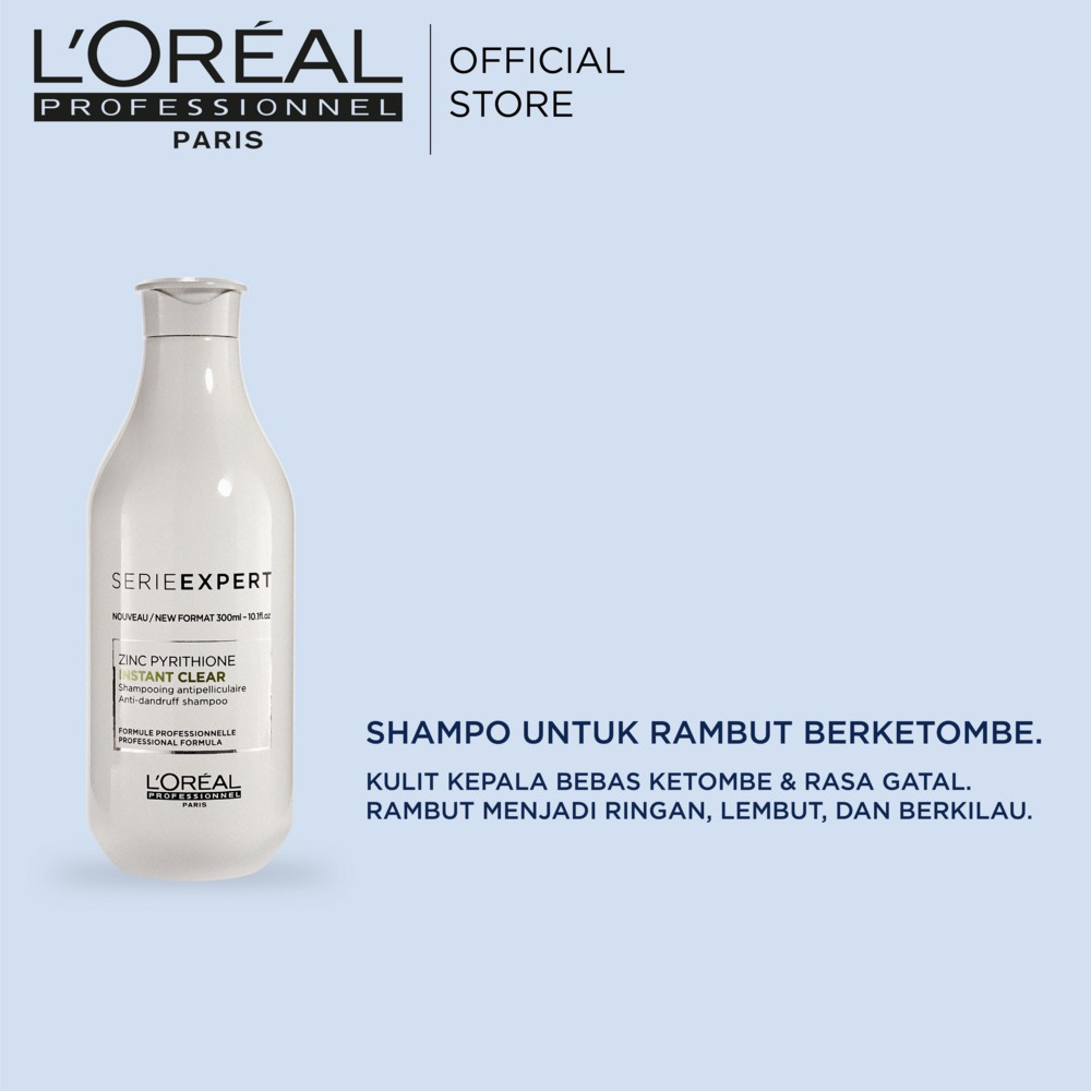 L'Oreal Professionnel Serie Expert Instant Clear Shampoo 300 ml-1