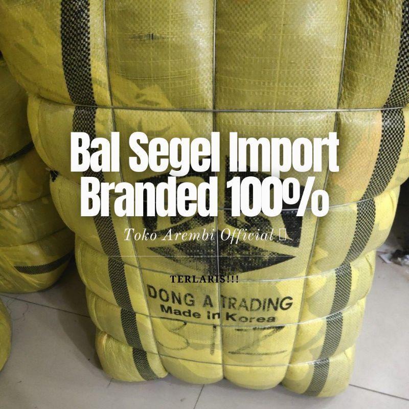 Bal import segel kode hoodie korea dari bal DONG A, Branded + Bersih dan Bagus! (TOKO AREMBI)