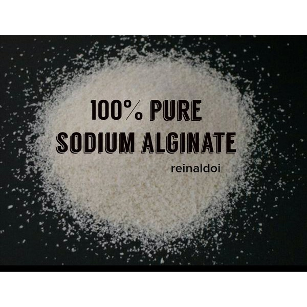 Produk Eksklusif Jual Alginat / Sodium Alginate / Alginate Murah ...