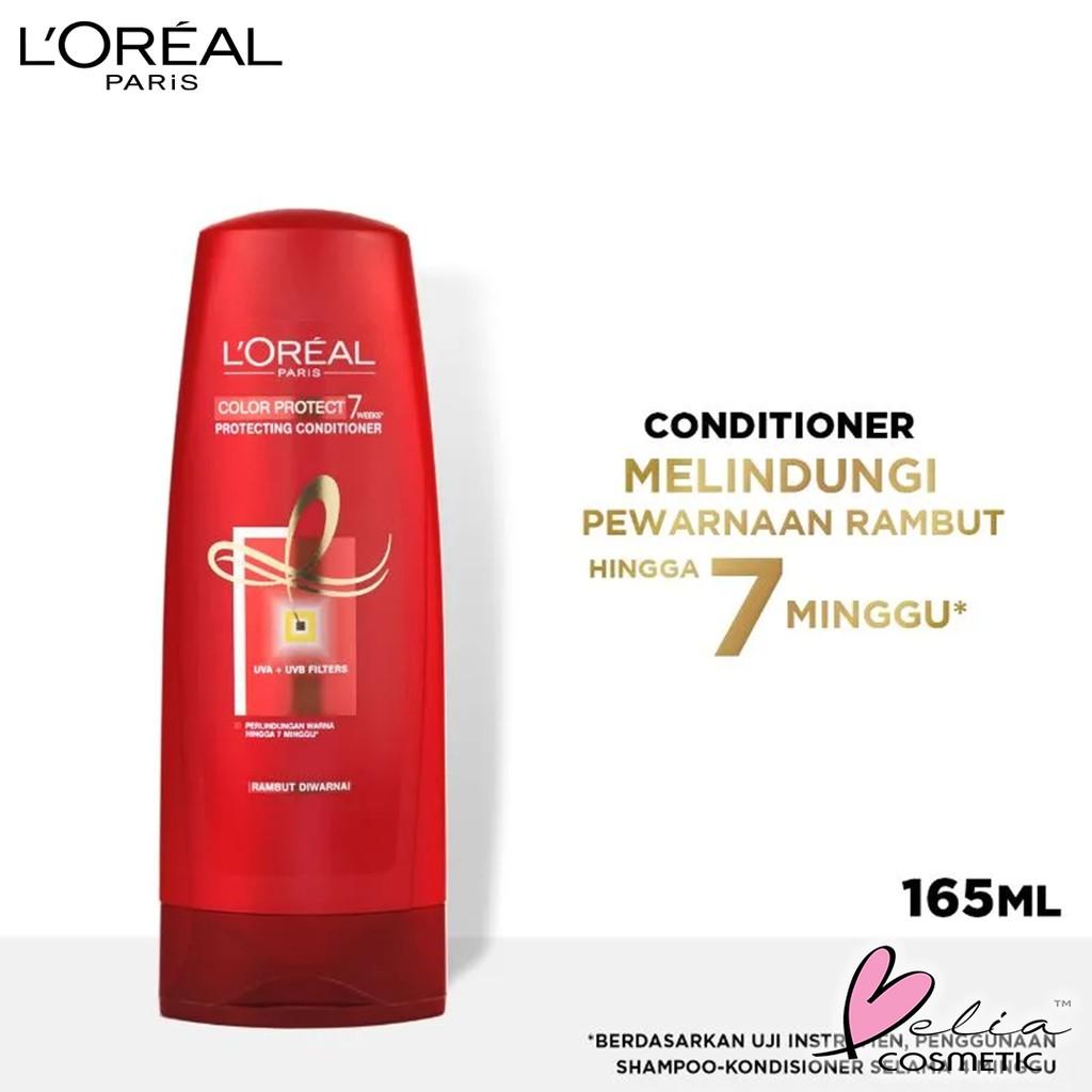 ❤ BELIA ❤ L'Oreal Paris Shampoo & Conditioner | Anti Rontok | Total Repair | Color Protect LOREAL-4