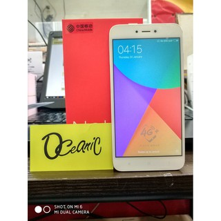 Xiaomi Redmi Note 5A RAM 2GB Internal 16GB Garansi Distributor 1 Tahun!