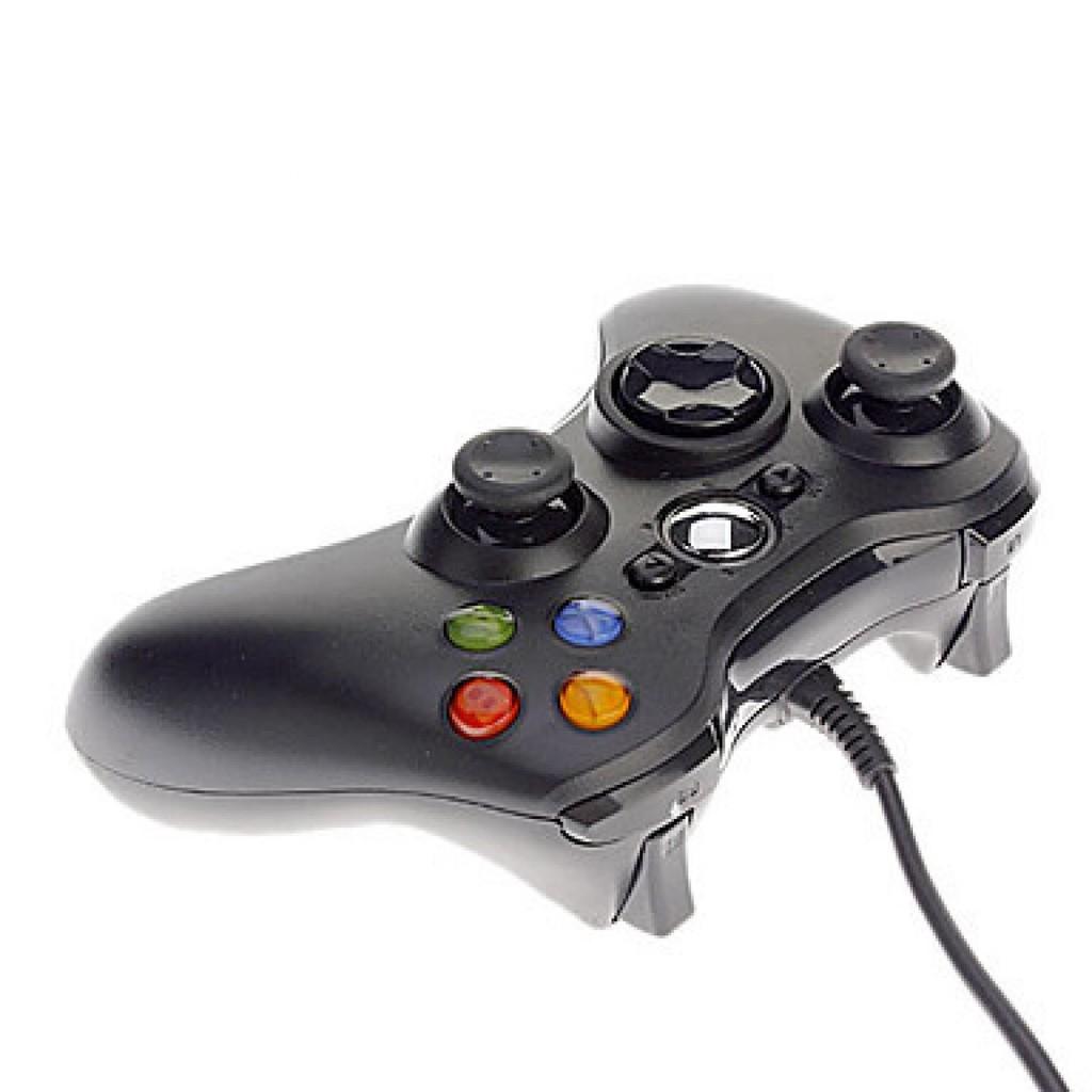 Bufftech Gamepad Double Shock Controller Usb 2 0 Hitam Free Kabel Vztec Game Pad Joystick Model Vz Ga6008 Xbox 360 Stick Pc Stik Shopee Indonesia