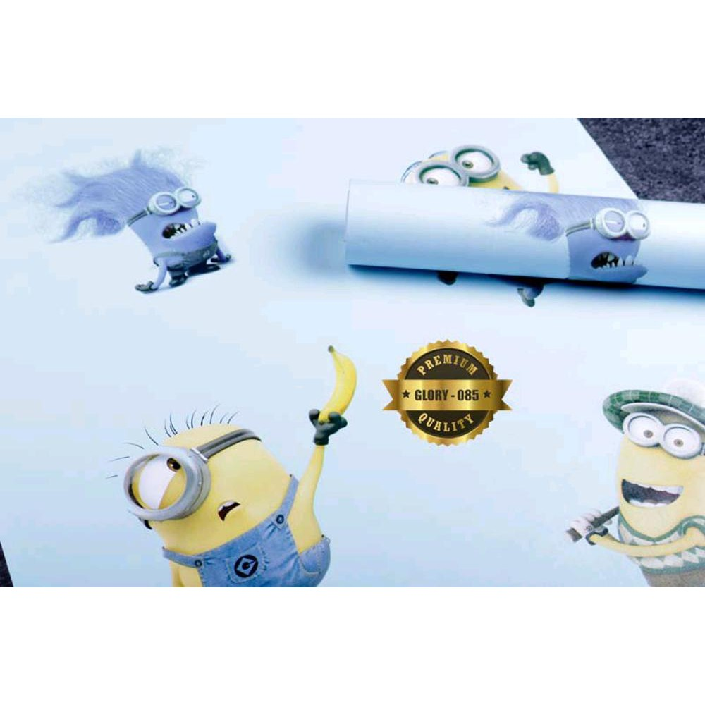 DBWS Glory 085 Wallpaper Sticker Dinding Minion