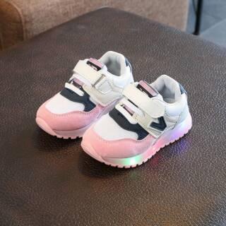 Sepatu Anak LED 21-30 V Sneaker