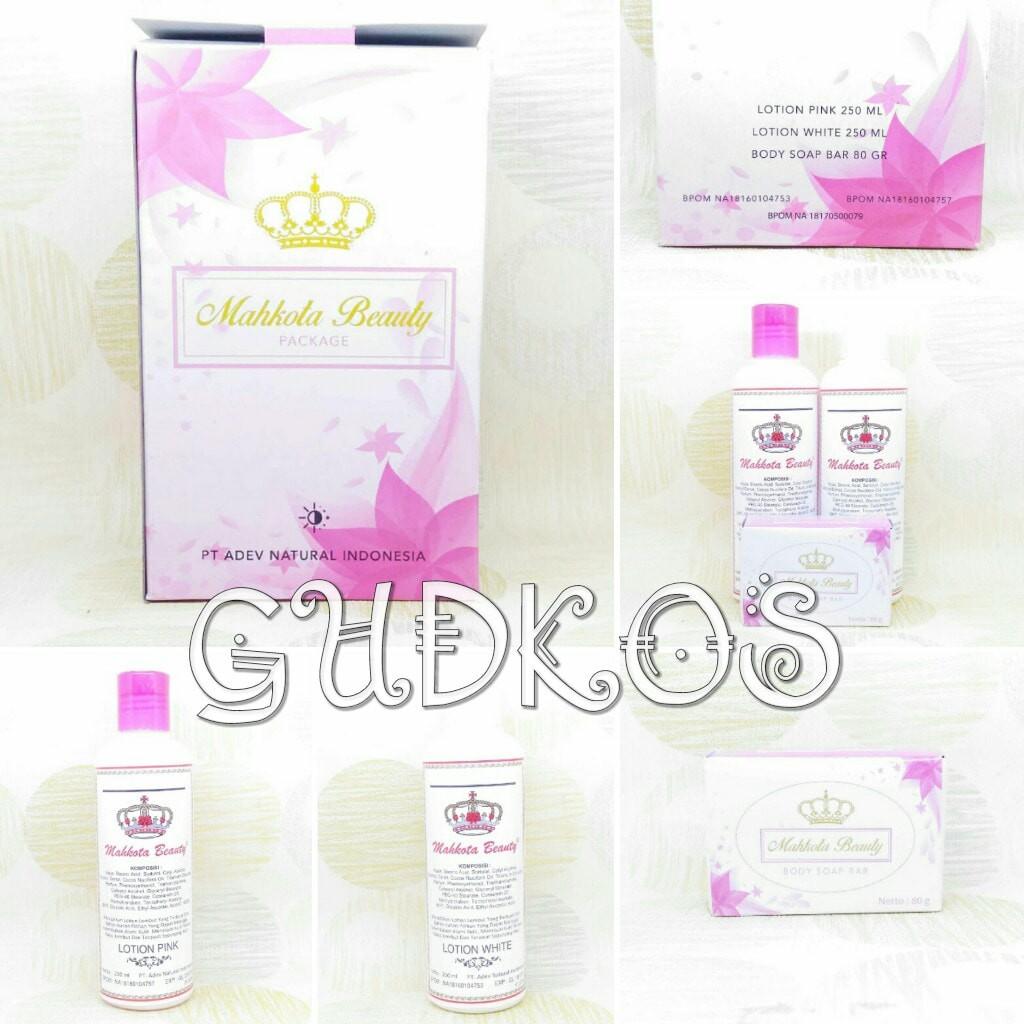 Sabun Mahkota Beauty Bpom Whitening Cek Harga Terkini Dan Bibit Pemutih Lotion Original Paket Badan Tubuh Shopee Indonesia