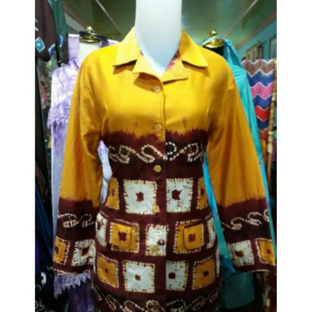 Baju Sasirangan Wanita