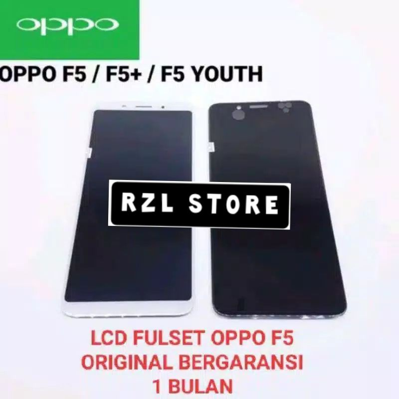 LCD TOUCHSCREEN OPPO F5/F5 YOUTH ORI