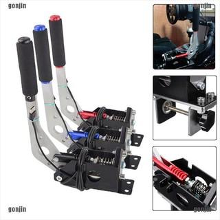 【gongjing3】SIM Drift Racing Game USB Handbrake Clamp For AC OSW Dirt Rally  G/T LFS Fanatec
