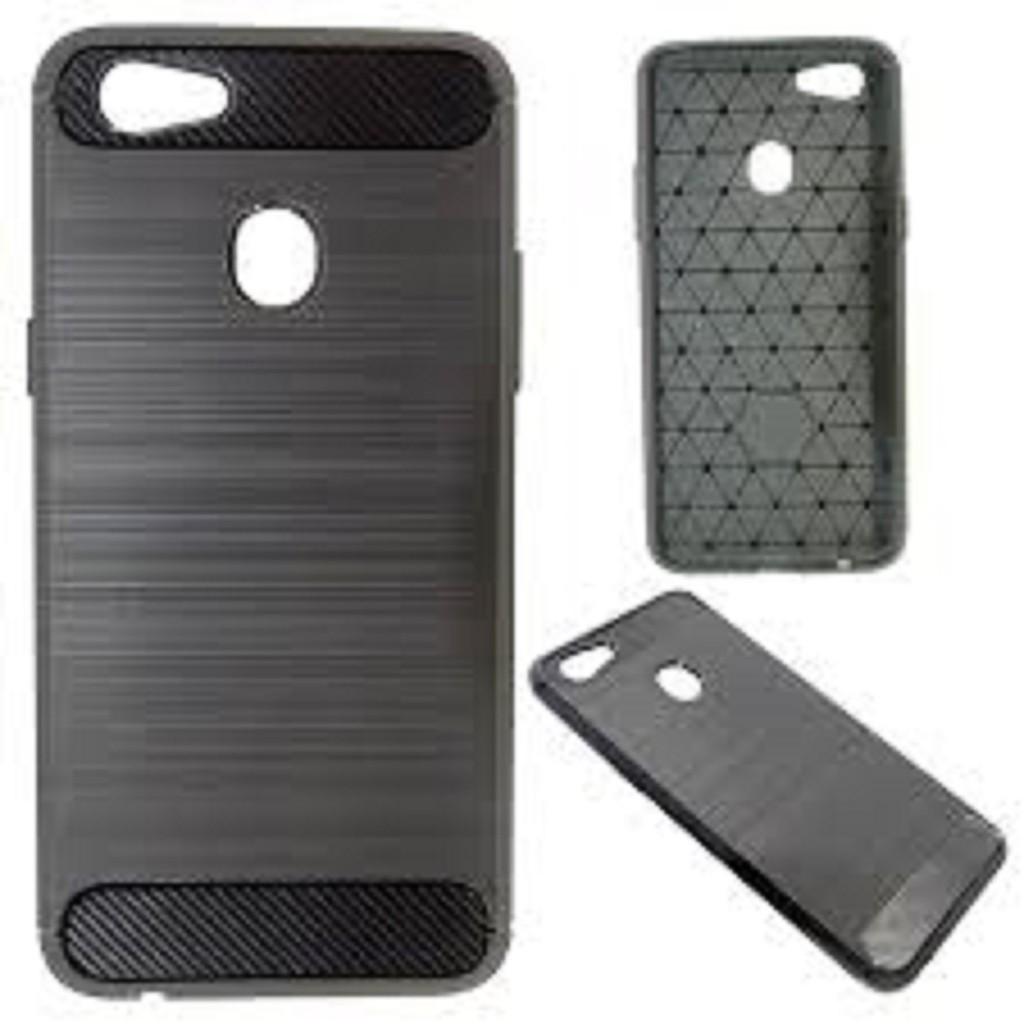 Case Ipaky Carbon Fiber REALME U1 Softcase TPU ...