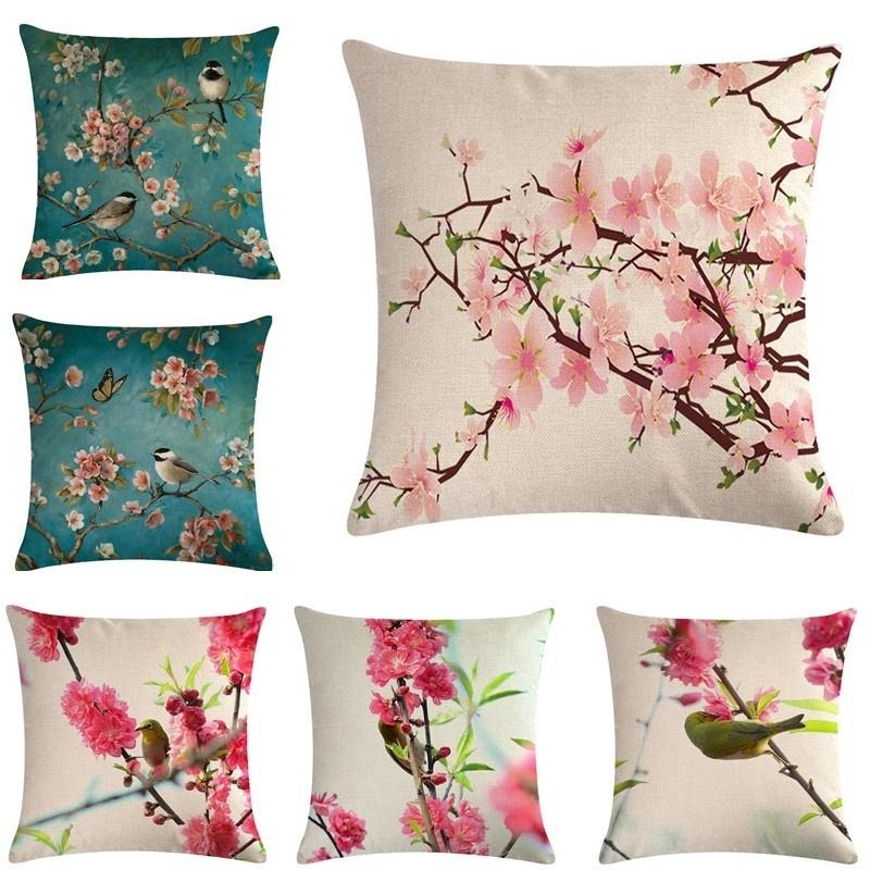 Throw Pillowcase Pillow Covers Sofa