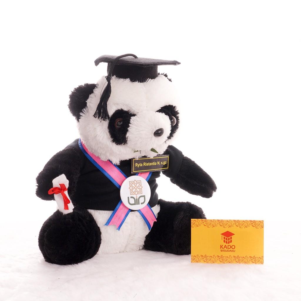 Piala Boneka Wisuda OWL bisa Request Nama dan Logo Kado Wisudaku ... 20683f23aa