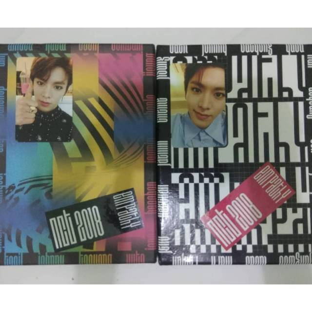 Perbandingan harga PC YUTA NCT EMPATHY ALBUM REALITY / DREAM