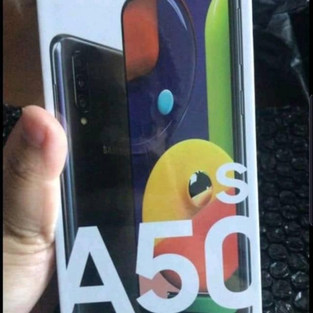 Samsung A50s Ram 6GB/128GB
