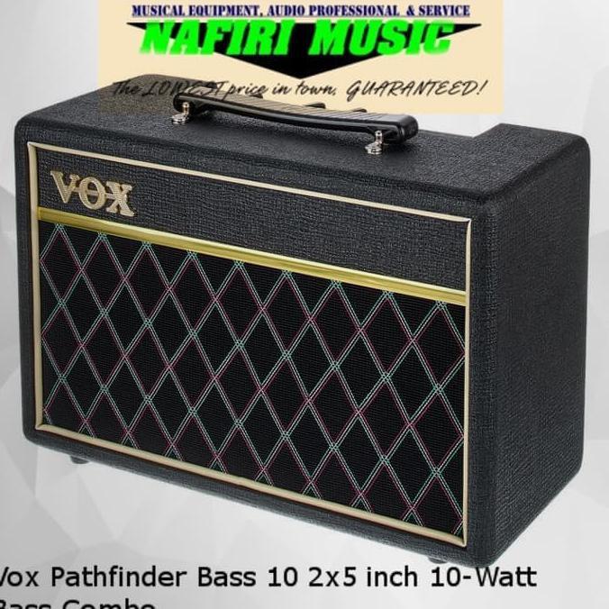 Vox Pathfinder Bass 10 2x5 inch 10-Watt Bass Combo