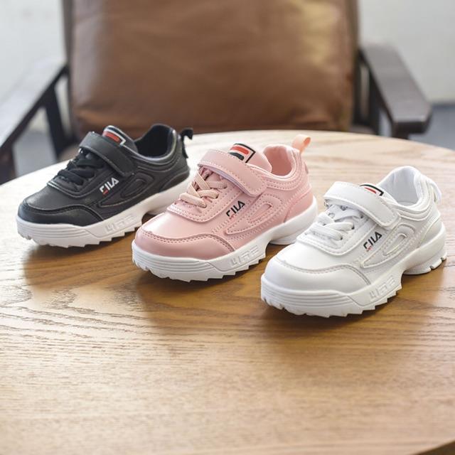 Sepatu Anak Fila 988 1 10 Tahun Shopee Indonesia