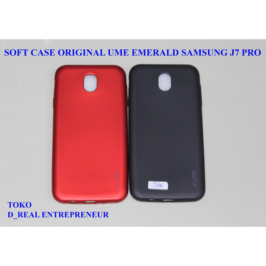 Softcase Slim Case Original Ume Emerald Samsung J7 2016 / J710 | Shopee Indonesia