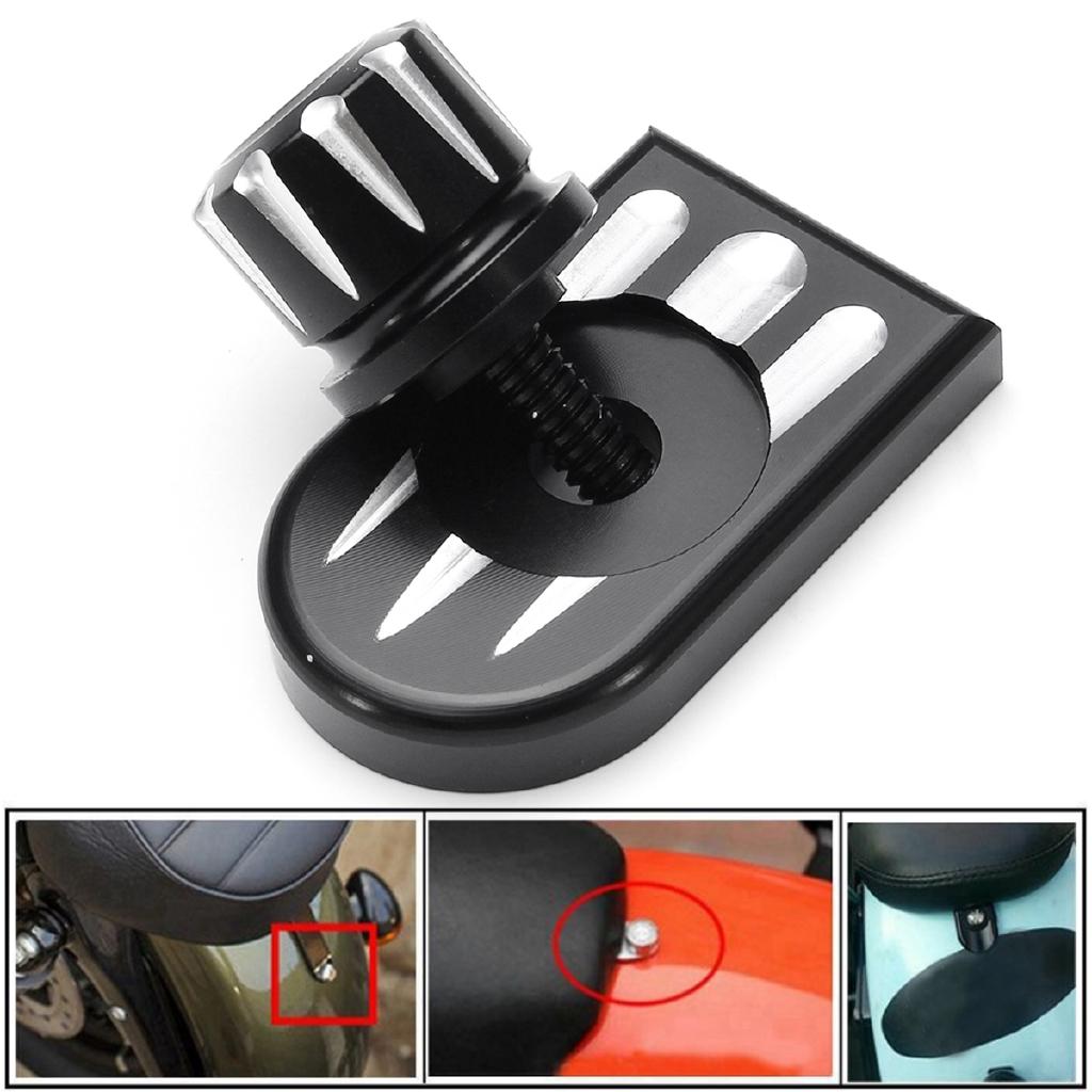 Stainless Steel Rear Seat Bolt Mount Screw 1//4-20 Thread Motorcycle Rear Seat Bolt
