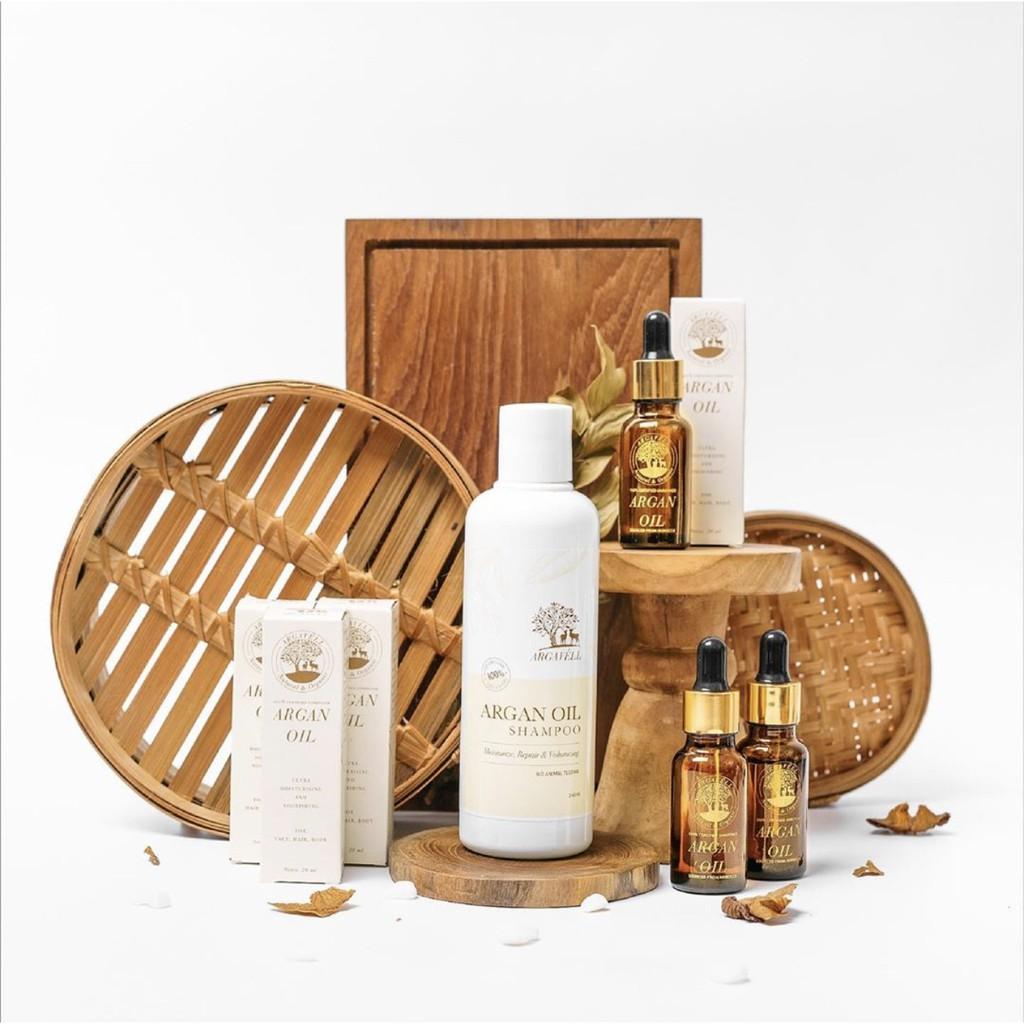Argan Shampoo Argavell 100% ORIGINAL-1